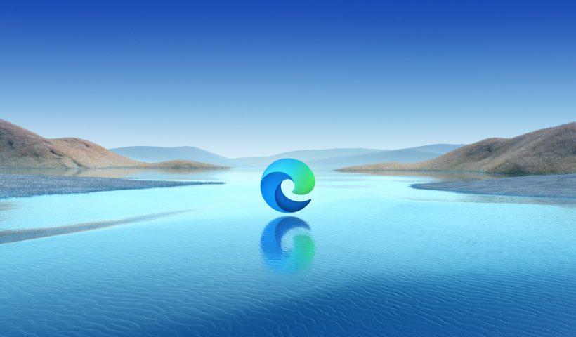 Microsoft Edge Yeni Logosu
